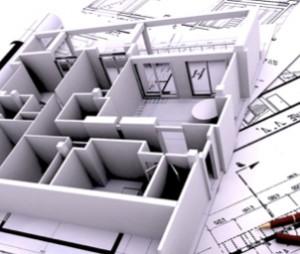 Plan de maison pour un permis de construire