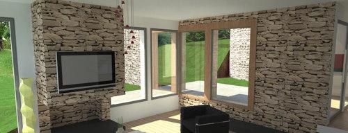 Design de maison moderne - Modele interieur maison moderne ...