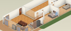 Homestyler plan de maison 3d for Plan de construction en ligne