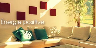 Maison a énergie positive